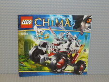 LEGO® Chima 70004 Wakz' Pack Tracker ungelocht instruction B1742