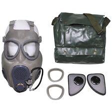 CZ Schutzmaske M10 Trinkschlauch Atemschutzmaske Gasmaske ABC-Maske Neuwertig