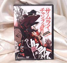 Samurai Champloo Complete Episodes 1-26 DVD English Audio FREE SHIP