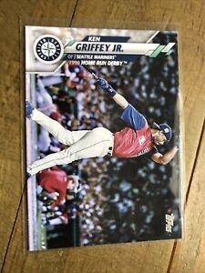 Topps 2020 Baseball Update Series - U-9 - Ken Griffey Jr, Seattle Mariners