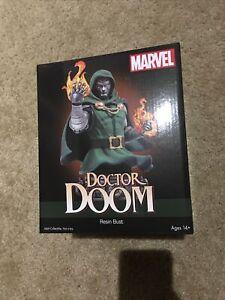 Diamond Select Toys Marvel Comic Doctor Doom Bust BNIB Limited To 3000
