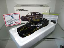 1:18 AUTOart / Biante 88745 BMW M3 E30 Nr. 3 Jim Richards ATCC 1987 Limited RAR