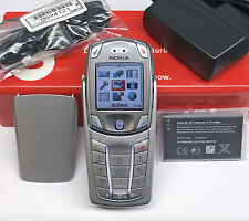 ORIGINAL NOKIA 6822 RM-69 QWERTZ HANDY MOBILE PHONE BLUETOOTH KAMERA NEU NEW BOX