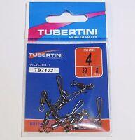 Girella con Sgancio Rapido Tubertini TB 7103 - Swivel quick release