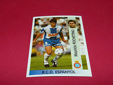 M. POCHETTINO RCD ESPANYOL OVIEDO PANINI LIGA 96-97 ESPANA 1996-1997 FOOTBALL