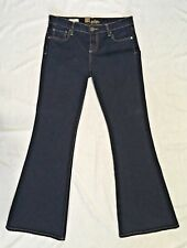 Womens Kut From The Kloth ALI Boot Cut Size 6 Trouser Jeans Dark Denim Low Rise