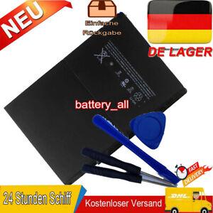 Akku für iPad Air 1/ iPad 5 Batterie 8827mAh Accu A1484 A1474 A1475 mit Werkzeug