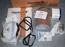 kit entretien filtre à air / bougies / joints .. TRIUMPH BONNEVILLE THRUXTON EFI
