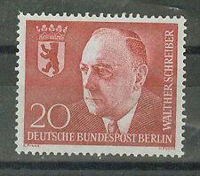 Berlin Briefmarken 1960 Walther Schreiber Mi.Nr.192**postfrisch