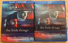 THE LITTLE THINGS BLU RAY WITH SLIPCOVER SLEEVE FREE WORLD WIDE SHIPPING