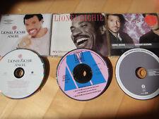 Lionel Richie - Angel/My Destiny/To Love A Woman - 3 Maxi-CDs