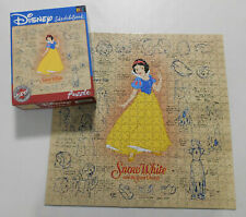 2002 Buffalo Games Disney Sketchbook SNOW WHITE Animator Sketches Jigsaw Puzzle