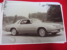 1976 OLDSMOBILE  CUTLAS SUPREME BROUGHAM  HARDTOP 11 X 17  PHOTO   PICTURE