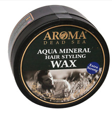 Aroma Professional Aqua Mineral Hair Styling Wax Dead Sea Minerals 100ml/4 fl.oz