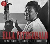 Ella Fitzgerald - The Absolutely Essential 3 CD Collection