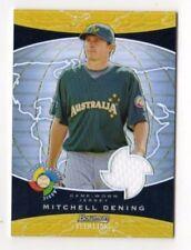 Bowman Sterling Single Baseball Cards