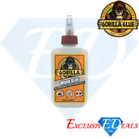 Gorilla Wood Glue Indoor & Outdoor Non Foaming Incredibly Strong Wood Glue 118ml