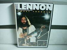 John Lennon and The Plastic Ono Band Toronto 1969  DVD NEW NUOVO 5060009233071