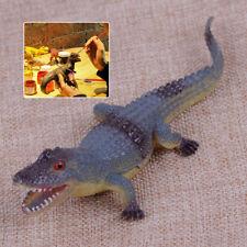 Plastic Alligator Crocodile Animal Model Kids Party Play Show Case Display Toy