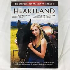 Heartland: The Complete Second Season (DVD, 2010, 5-Disc Set, Canadian)