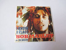 Bob Marley and the Wailers- I know a place - cd single 2 titres 2001