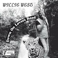Willie West And The High Society Bros - Down On Lovers Road 7""