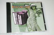 ROSAMUNDE GESPIELT AUF AKKODEON CD MIT DIE GITARRE UND DAS MEER - KRIMINALTANGO
