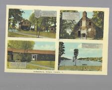 pk34034:Postcard-Multiview of Amherstburg,Ontario