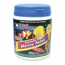 Ocean Nutrition Formula One Small Marine Pellet Fish Food - 7 oz/200 gram