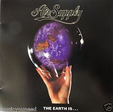 Air Supply - The Earth Is... (CD 1991 Giant) VG++ 9/10