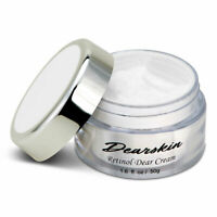 Retinol Cream Hyaluronic Acid  wrinkles face and neck Vitamin E Aloe Vera Jojoba