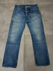 Jeans levi's 501 taille w32 l32 be