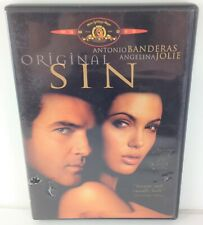 Original Sin (DVD, 2002, R-Rated Theatrical Version)