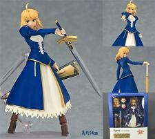 Fate/Stay night FROCKS Saber 025# Car Decoration PVC Action Figure Model Toy W32