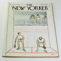 The New Yorker: November 7 1977 - Full Magazine/Theme Cover Charles Saxon