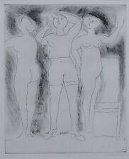 MARINI Marino (Pistoia 1901 - Viareggio 1980), Idea della verginità