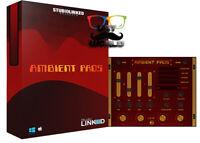 StudiolinkedVST - Ambient Pads (Mac & PC) - eDelivery