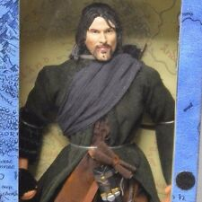 ARAGORN Action Figure Lord of the Rings 1/6th scale 12in Toy Biz 2003 NIP