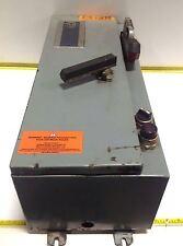 ALLEN BRADLEY  480V TYPE 12 SIZE 1 SAFETY SWITCH SER D 512-BJB-5R-6-24