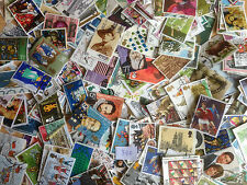 300 Different Great Britain High Value Commemoratives
