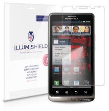 iLLumiShield Anti-Bubble/Print Screen Protector 3x for Motorola Droid BIONIC