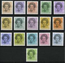 Nederland 1981 Beatrix 1237-1252 - MNH POSTFRIS *AANBIEDING* Cat waarde € 42