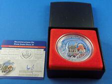 "1 Dollar Palau 2011 ""Papst Johannes Paul II-Beatus Papa""  (K11)"