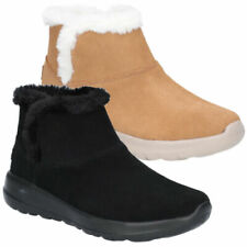 e20f3508bfe Faux Fur Boots for Women | eBay