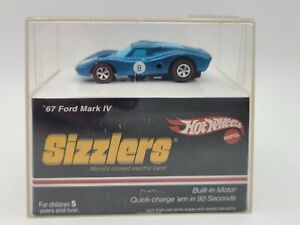 2006 HOT WHEELS SIZZLERS 67 Ford Mark IV RARE HARD TO FIND Brand New Sealed
