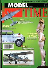MODEL TIME #39 - IL MODELLISMO IN SCALA EUROPEA