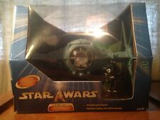 2003 HASBRO STAR WARS A NEW HOPE IMPERIAL DOGFIGHT TIE FIGHTER