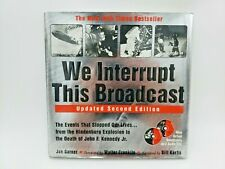 WE INTERRUPT THIS BROADCAST, Updated Second Edition, Hardcover & 2 Audio CD's