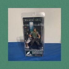 NECA Chris Redfield Resident Evil 10th Anniversary Figure NIB