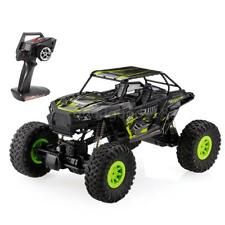 Original WLtoys 10428-e 1/10 2.4g 4wd Electric Brushed Crawler RTR RC Car R2o1